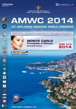 12ème congrès de médecine esthétique et anti-âge à Monaco